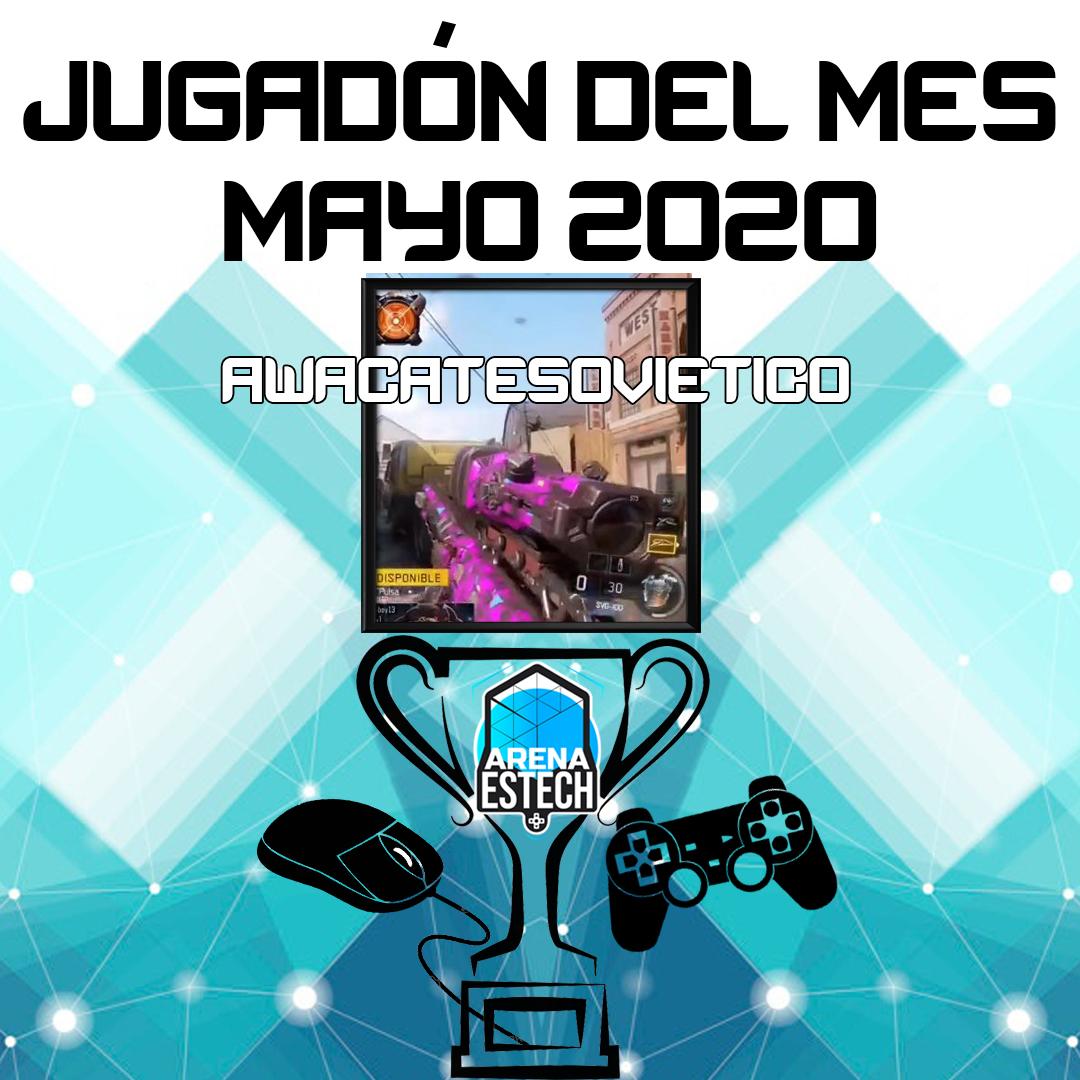 Jugadón mes Mayo 2020